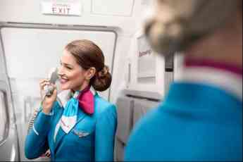 Eurowings: cambios en el uniforme de la tripulación