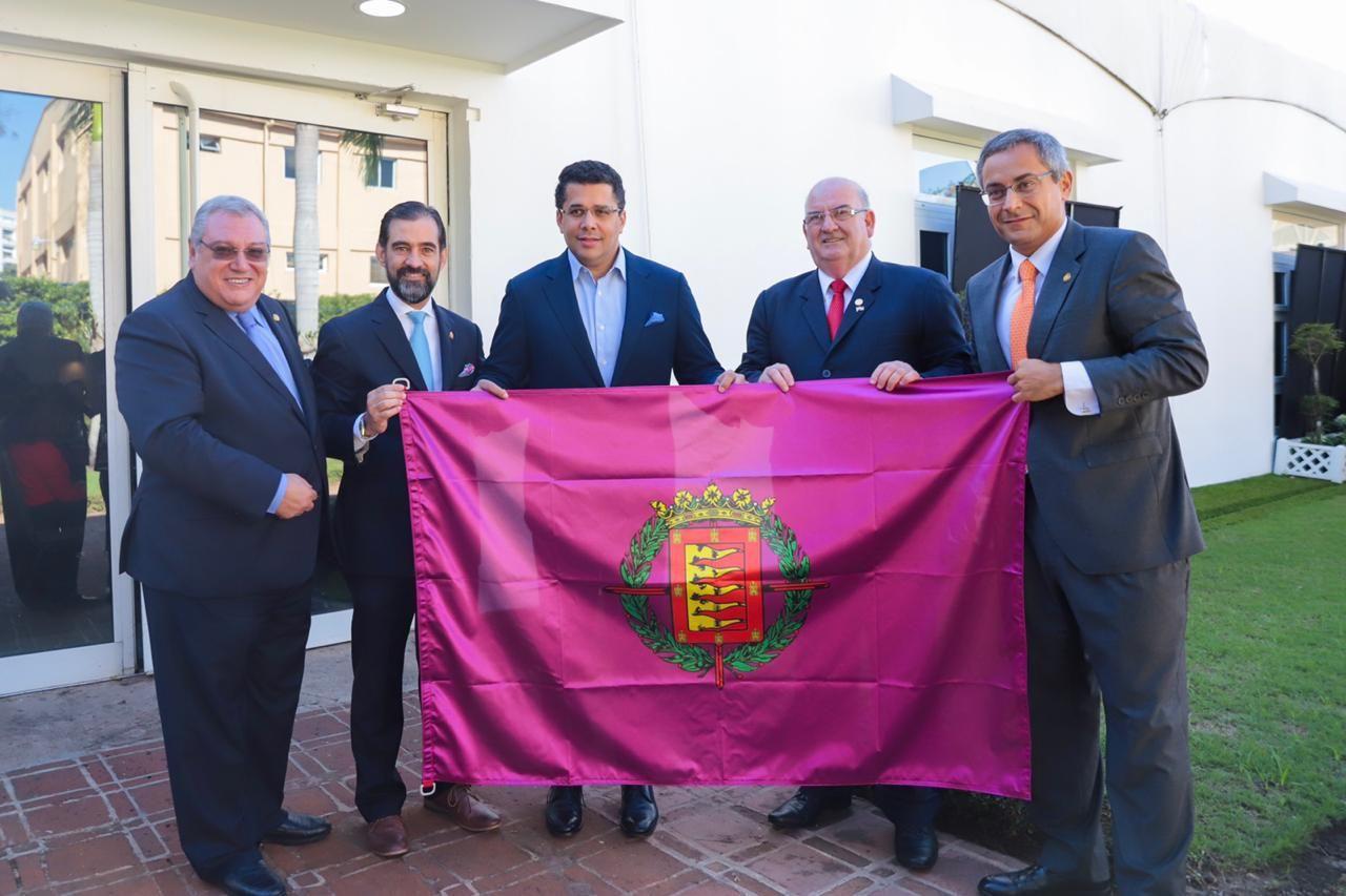 Foto de Entrega de la Bandera de la Ciudad de Valladolid