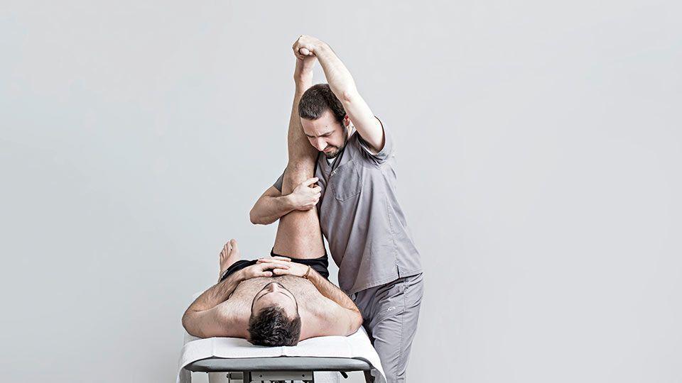 Foto de fisioterapia zaragoza