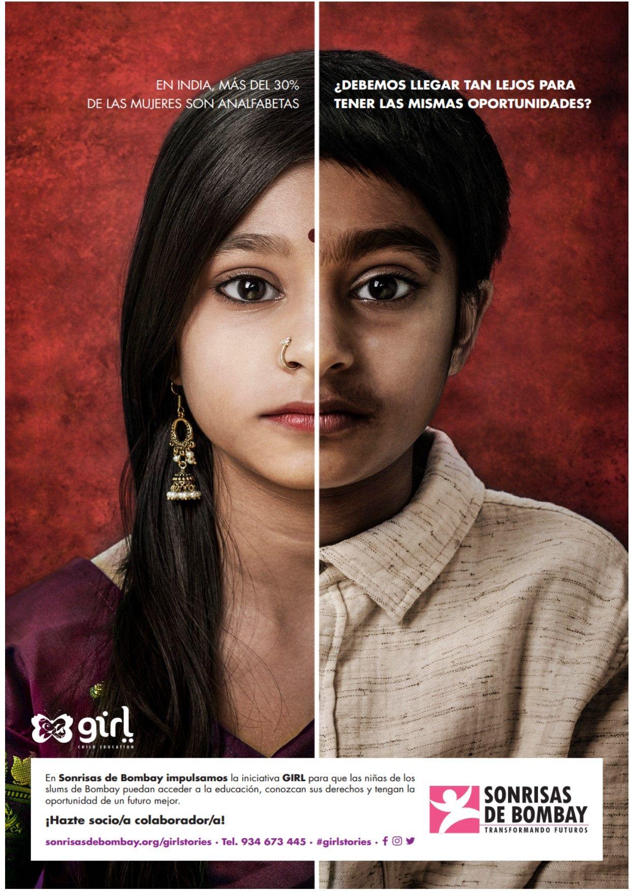 Foto de En India más del  30% de las mujeres son analfabetas