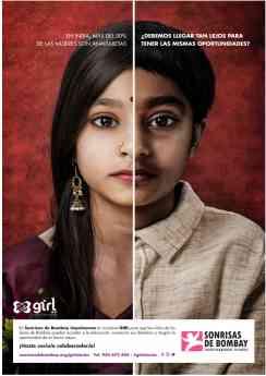 En India más del  30% de las mujeres son analfabetas