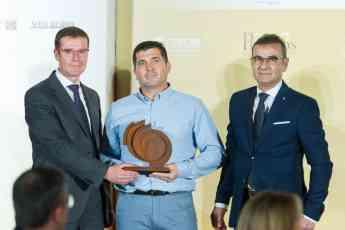 3 empresas seguntinas entre las 16 galardonadas en los Premios Excelencia Empresarial 2018 de CEOE-CEPYME