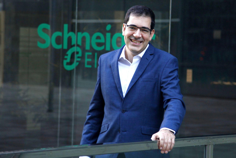 Foto de Xavier Armengol, nuevo VP de Industry en Schneider Electric