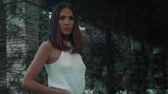 Foto de Fotograma con la modelo Ana Moya Calzado