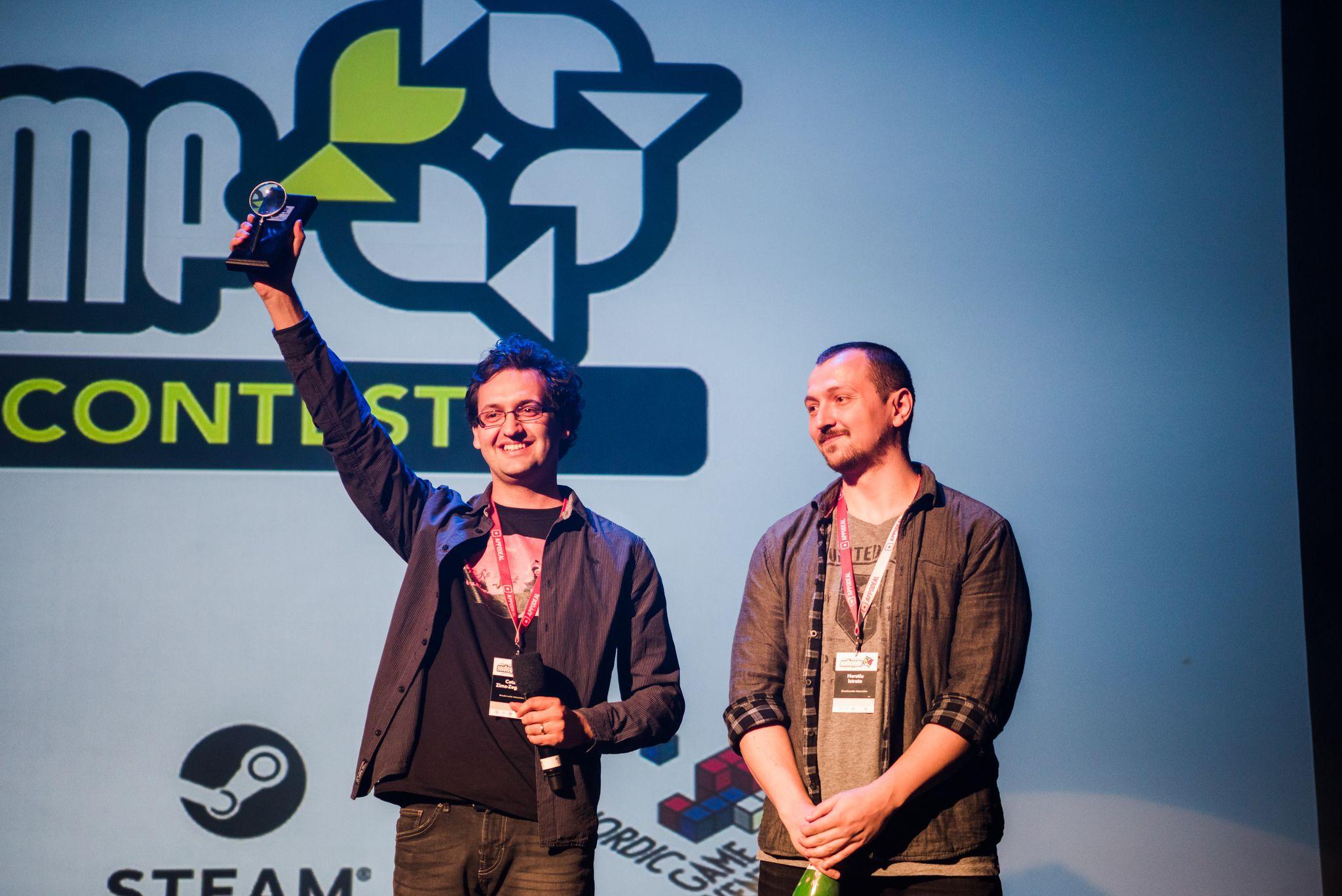 Foto de Concurso Nordic Game