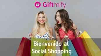 Foto de Giftmify. Social Shopping para Regalar y Comprar