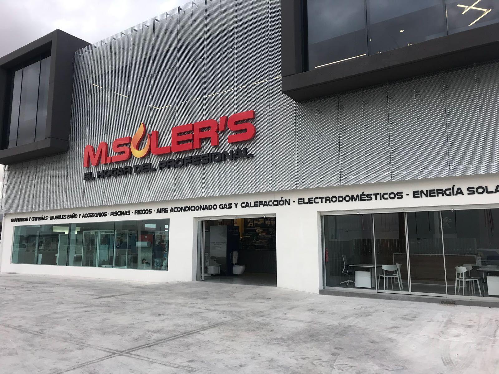 Foto de Nuevas instalaciones de M.SOLER´S en la carretera de