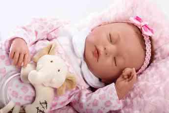 Muñecas Reborn Guca