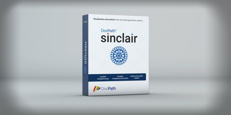 Sinclair, un nuevo software para el control de Output Management creado por DocPath