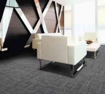 Unimat Traffic: Las alfombras modulares vuelven a estar de moda en la decoración de oficinas y comercios