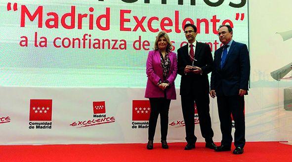 Foto de Entrega de Premios Madrid Excelente