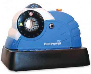 Una nueva máquina para BSH: la Finn-Power 20MS
