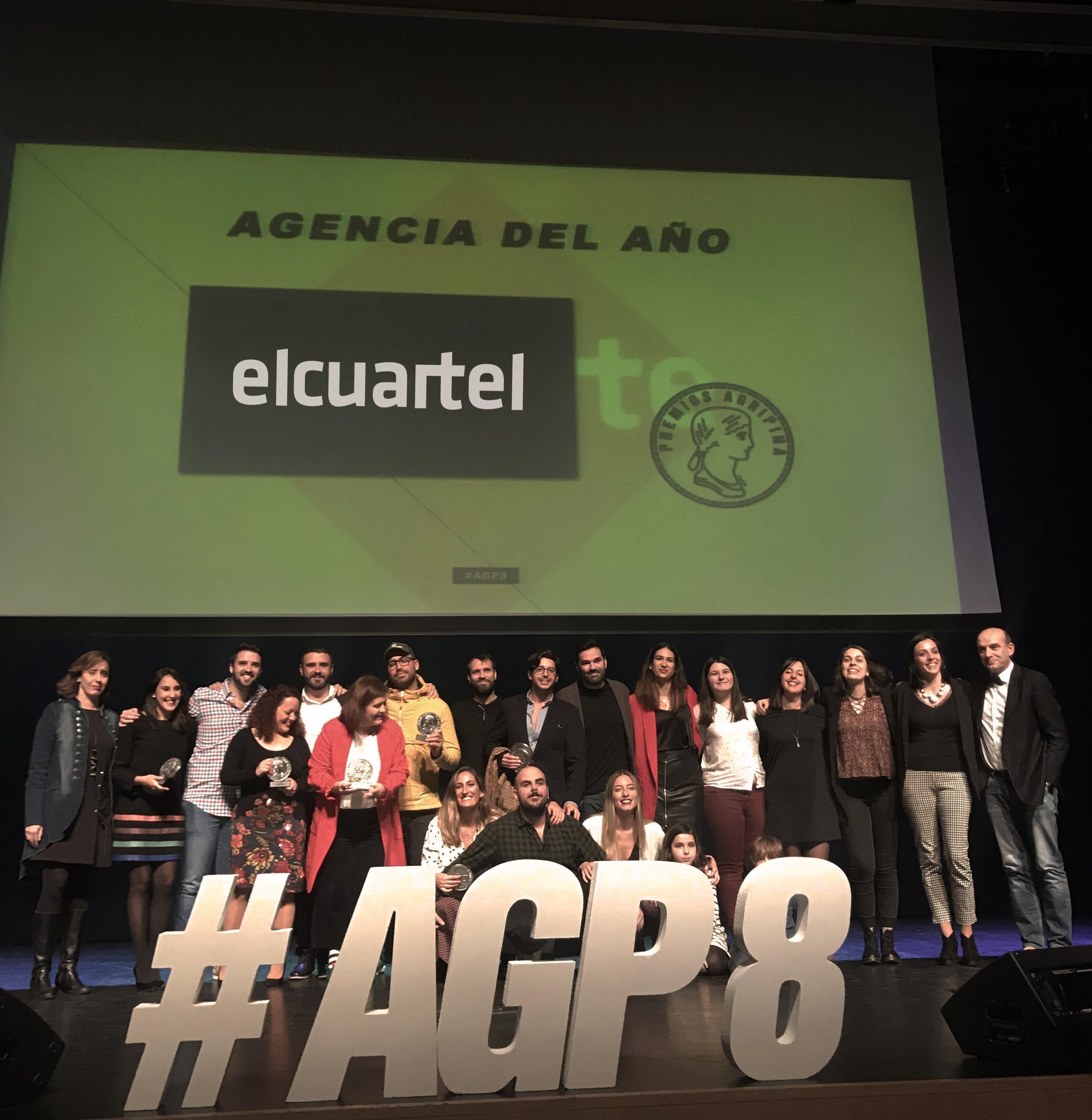 Foto de Premio Agencia de Año Agripina 2018