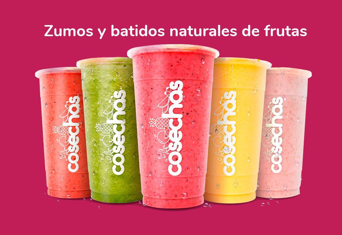 Foto de Franquicia nacional de batidos de zumos de frutas