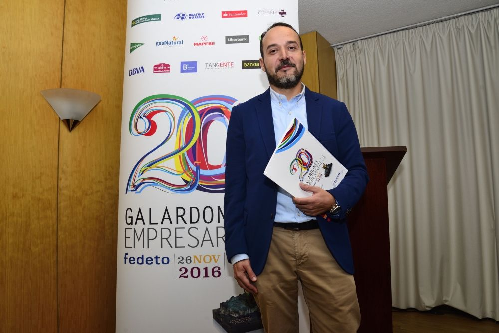 Foto de Javier Carmona y su receta del éxito en Proincar