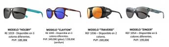 Gafas REVO, las gafas de sol más aventureras de esta Navidad