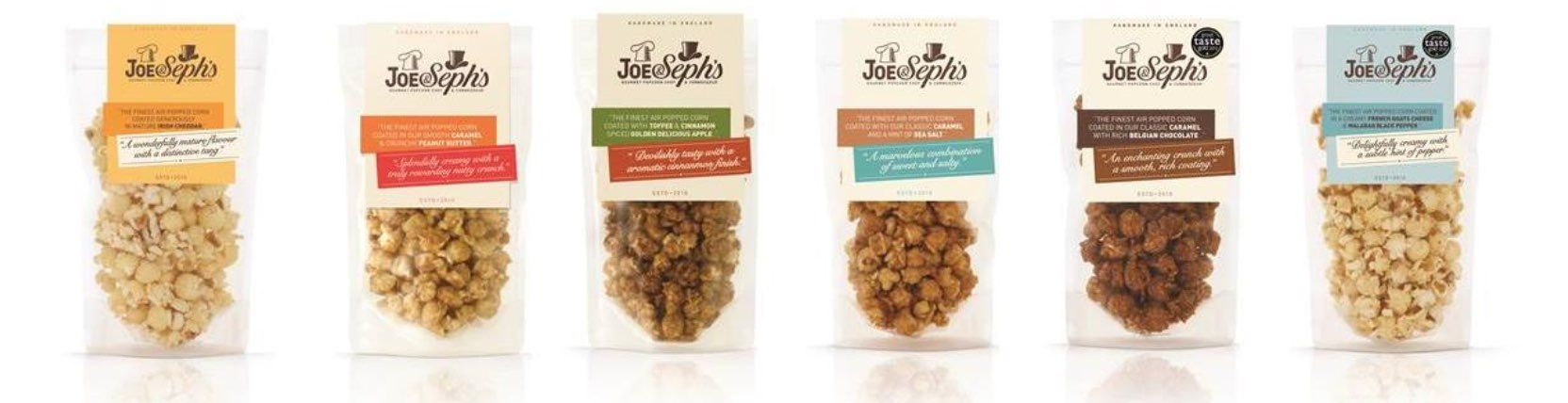 Foto de JOE&SEPH'S, las palomitas gourmet fabricadas con ingredientes