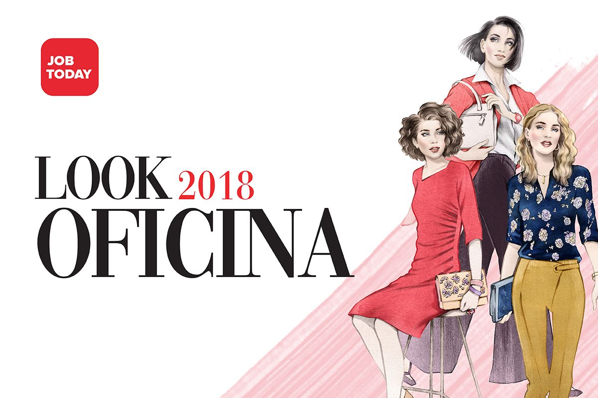 Foto de Ilustración Look Oficina 2018 Job Today