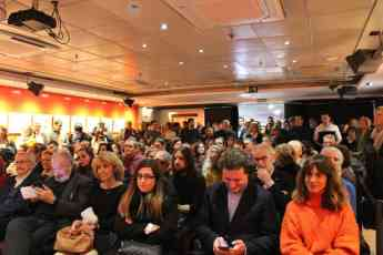 Foto de Público asistente a la IX edición de los Premios Atlantis