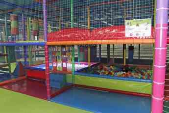 Un año de diversión en el parque infantil de Ilusiona Maxbowling
