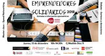 Foto de Emprendedores Solidario 2018