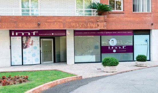 Fotografia Centro de reproducción IMF Barcelona