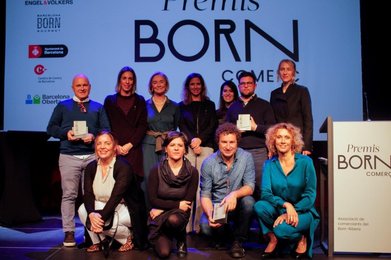 Foto de Grupo de Premiados - Born Comerç