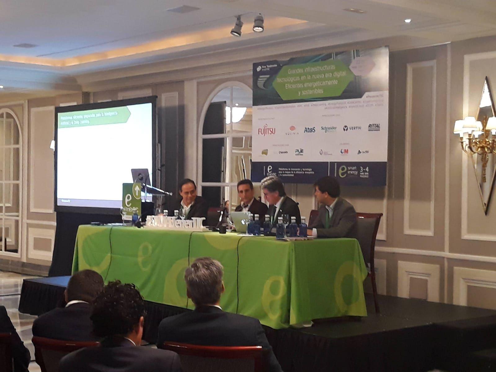Schneider Electric, presente en el Foro de enerTIC sobre el impacto del modelo de servicios digitales