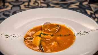 Montes de Galicia presenta su Sopa de Pescado