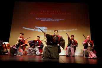 Foto de Las Huellas del Samurai en Cataluña