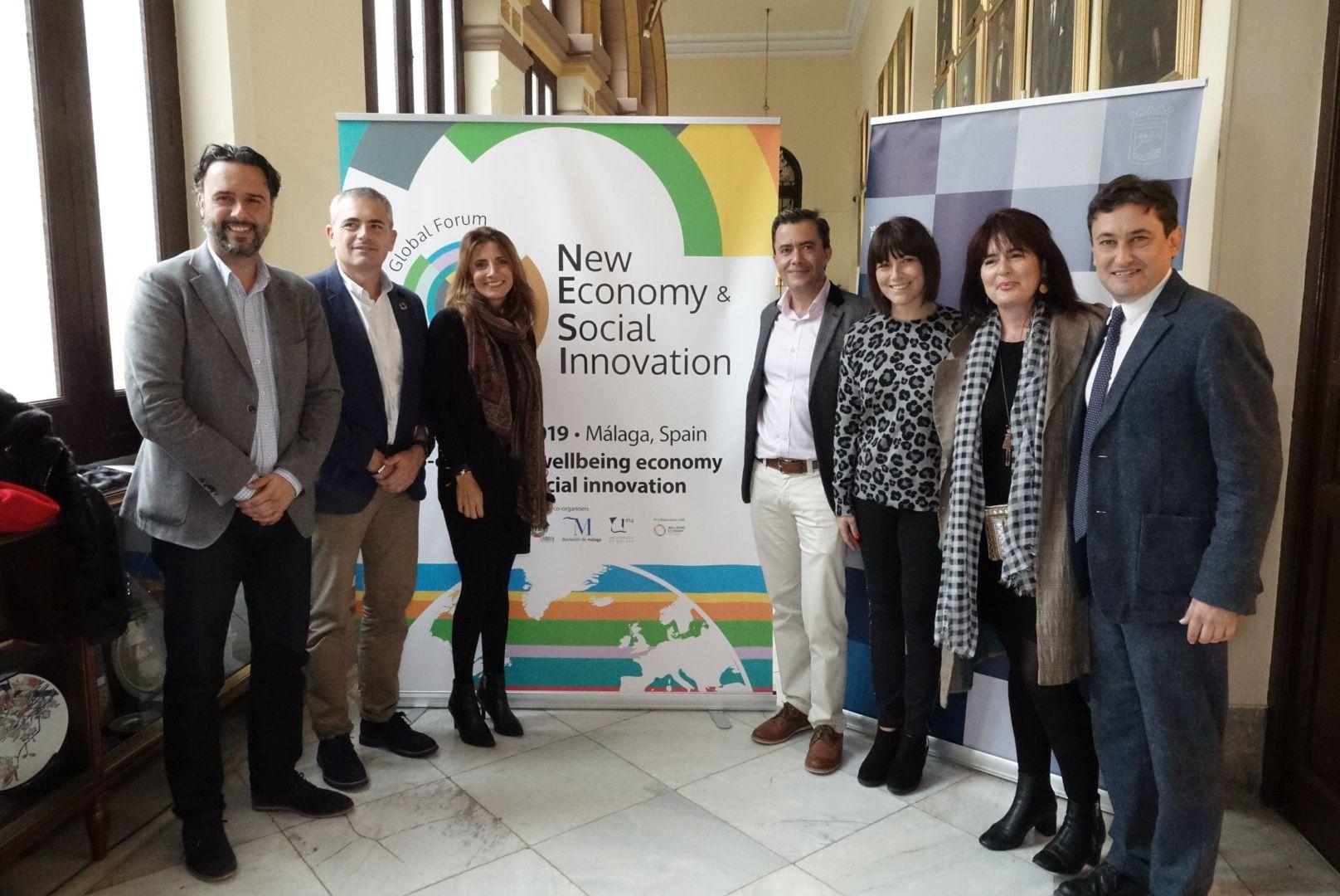 Foto de Foto presentación NESI Global Forum