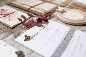 Foto de Invitaciones de boda - La Tienda de Olivia