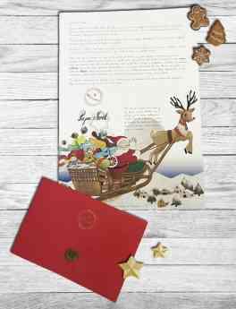 Cartas Encantadas emociona a miles de niños enviándoles cartas personalizadas de los Reyes Magos