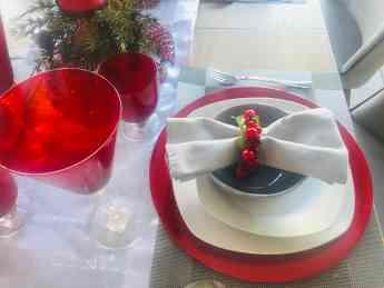 Foto de El rojo será tendencia en Navidades