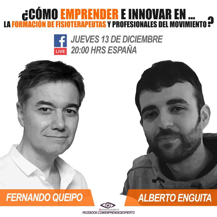Fotografia Entrevista en directo con Fernando Queipo