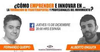 Entrevista en directo con Fernando Queipo