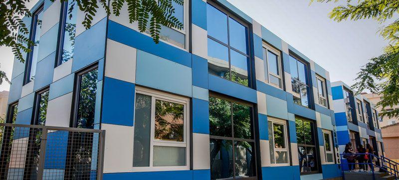 Fotografia Colegio Modular Exterior