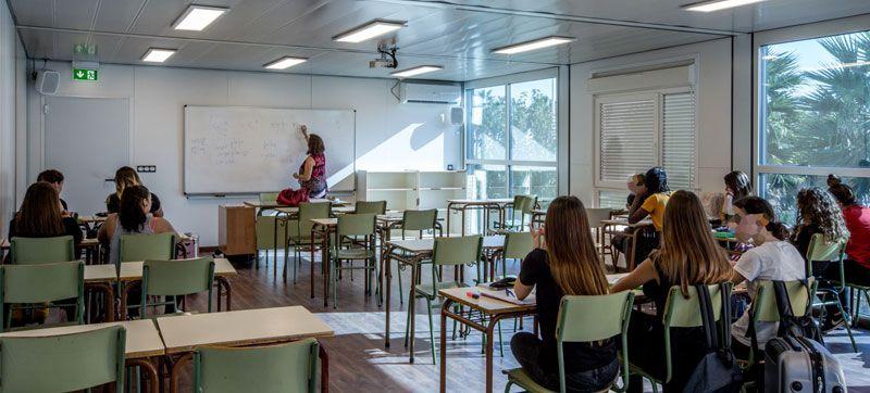 Fotografia Alumnos Colegio Modular