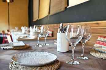 El restaurante Tenderete explica el protocolo para la cena de Navidad