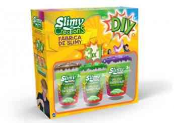 Slimy Creations