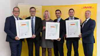 Certificación DEKRA de DHL Freight