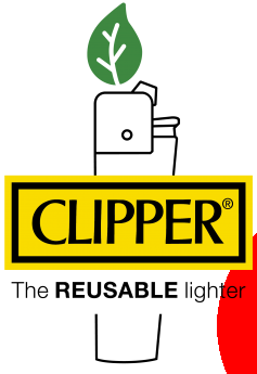 CLIPPER encendedor reusable