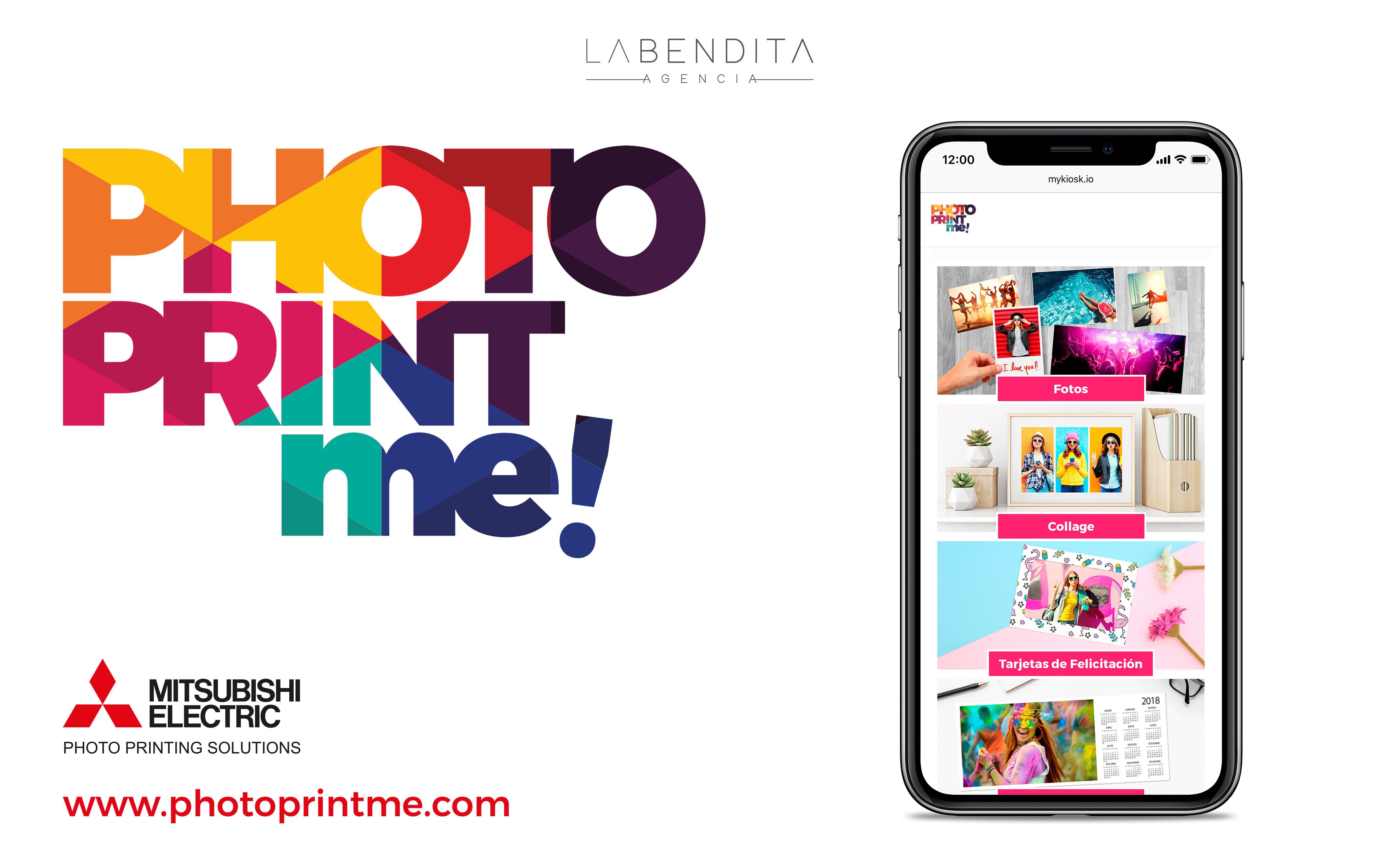 Fotografia Photo Print Me!