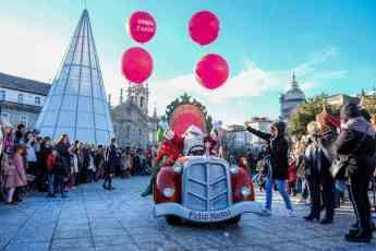 Braga, una Navidad de fantasía, cultura y gastronomía en Portugal