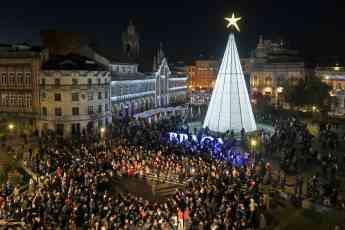Foto de Navidad en Braga