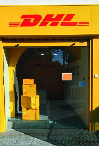 Foto de Express Center de DHL en Marbella