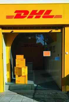 Express Center de DHL en Marbella