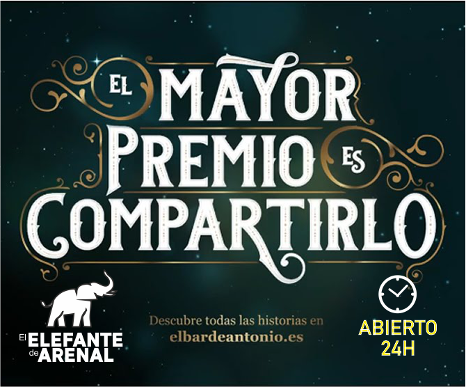Foto de Lotería Arenal 16 abre 24h para el sorteo de Navidad