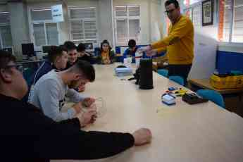 Foto de Avanza Solutions imparte jornadas de formación en IES de