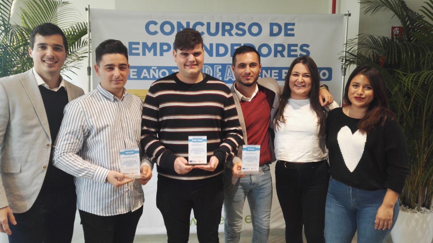 Dailyrapp, app para fans del hip hop , ganadora del Concurso de Emprendedores de EOI en Murcia